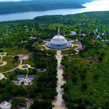 Buddhavanam Project at Nagarjunsagar in Telangana