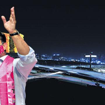 హైదరాబాద్ ఆరేండ్ల ప్రగతి.. అంతర్జాతీయ ఖ్యాతి